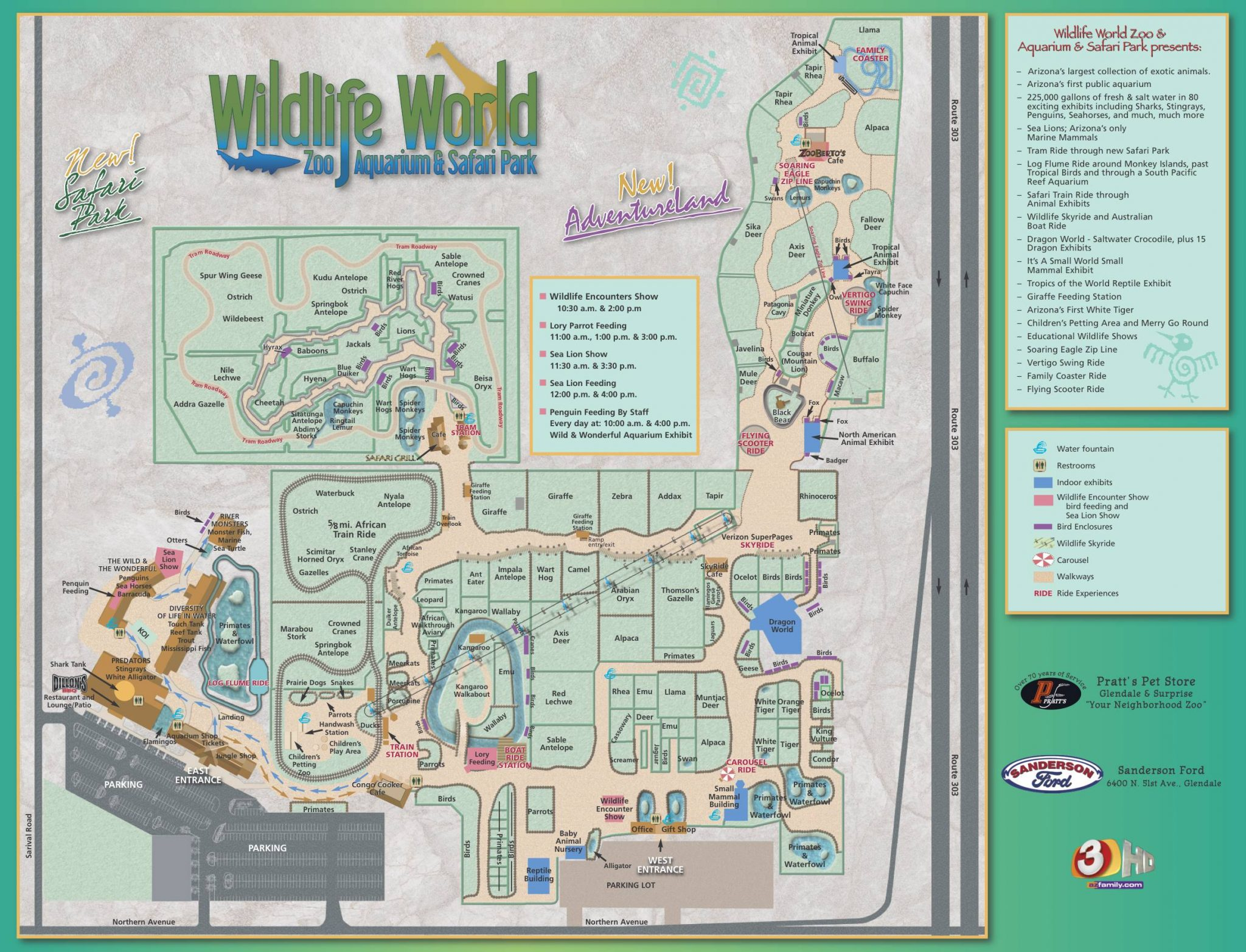 Wild life world zoo coupons